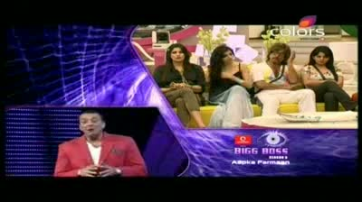 Bigg Boss 5 - Episode 07, Part 2 (October 08, 2011) - Aapka farmaan