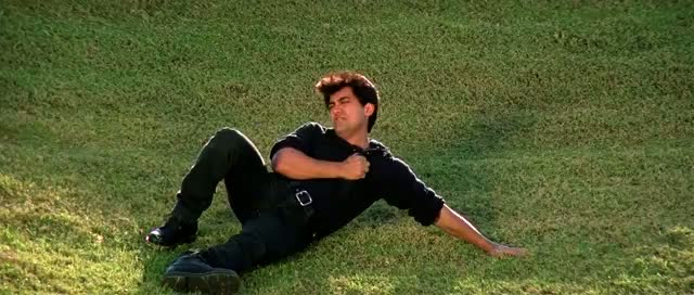 Jadu Hai Tera Hi Jadu Jo Mere Dil Pe - Ghulam (1998)- Amir n Rani [HD]