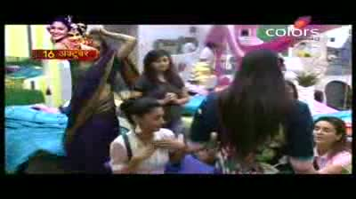 Bigg Boss 5 - Sonika ordered to leave the House (10-October-2011)