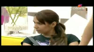 Bigg Boss 5 - Pooja Missra, Gulabo nominated  (11-October-2011)
