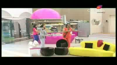 Bigg Boss 5 - 'Raja Chaudhary is a better person now,' Shradha  (11-October-2011)