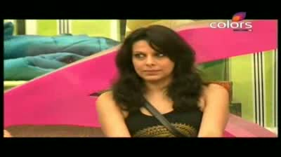 Bigg Boss 5 - Shonali apologises to Missra (12-October-2011)