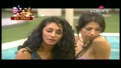 Bigg Boss 5 - Mahek tells Shonali not to add fuel to the fire (13-October-2011)