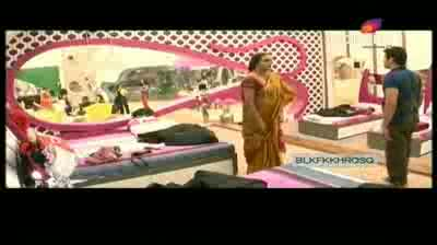 Bigg Boss 5 - Mandeep wins the title of House captain (13-October-2011)