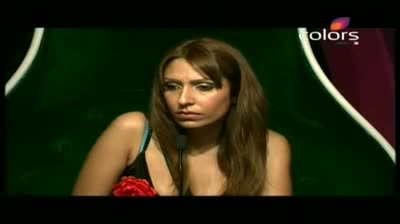 Bigg Boss 5 -- Pooja Missra gets her first warning (14-October-2011)