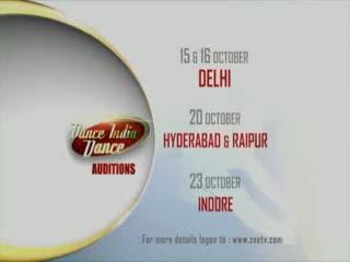 Dance India Dance Season 3 Promo.