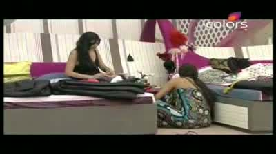 Bigg Boss 5 - Missra nominated for eviction by Bigg Boss (17-October-2011)