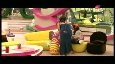 Bigg Boss 5 - Papa Amar and Kid Siddharth pick up a fight (18-October-2011)