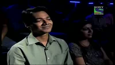 27 year old Atasi Burman from Howrah on Hot Seat-Episode 39 - KBC 2011 - 19th Oct 2011