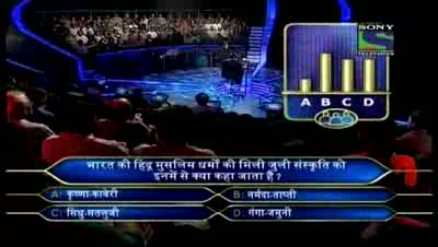 Jalaj Tiwari from Rajasthan on Hot Seat-Episode 39 - KBC 2011 - 19th Oct 2011