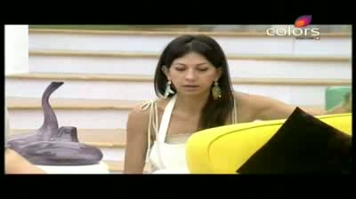 Bigg Boss 5 - Amar renamed as P.K. Lay Lay (20-October-2011)