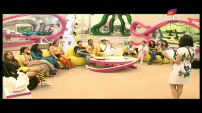Bigg Boss 5 - House mates given a tight weekly budget (20-October-2011)