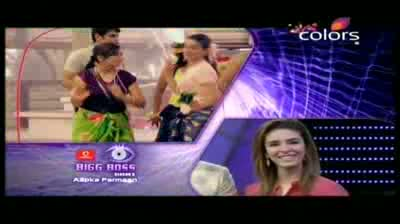 Bigg Boss 5 - Raageshwari the most positive person (22-October-2011)