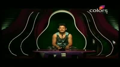 Bigg Boss 5 - Pooja Bedi, Shradhha & Shakti nominated (24-October-2011)