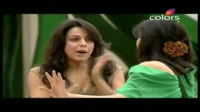 Bigg Boss 5 - I want an eligible man in the House-Vida (25-October-2011) Part-2