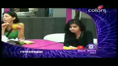Bigg boss 5 - Promo of Aapka Farmaan, (28-October-2011)