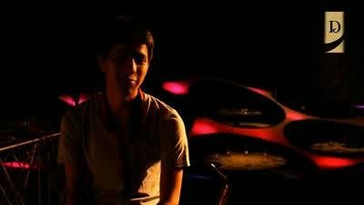 The Dewarists Stage - Dub FX, Sabir Khan and Rhys Sebastian