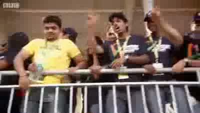 Karun Chandhok And Jake Humphrey Scouting India First Circuit - BBC - F1 2011 - Round 17 - India