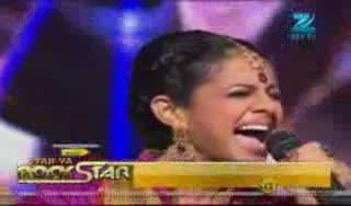 Star Ya Rockstar Oct. 29 '11 - Mansi Parekh