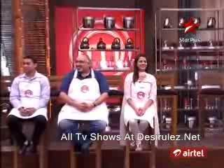 Master Chef India Season 2 29th October 2011 Part 1