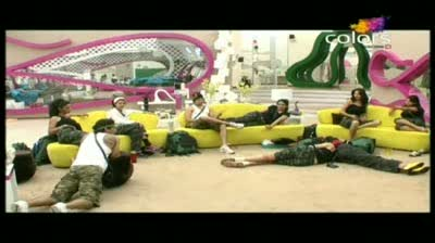 Bigg Boss 5 - Shonali taken to task, while number games continue Part 2