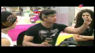 Bigg Boss 5 - Akashdeep and Mandeep try getting support, Laxmi becomes the bakra (3-November-2011)