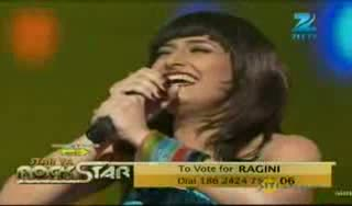 Star Ya Rockstar Nov. 05 '11 - Ragini Khanna