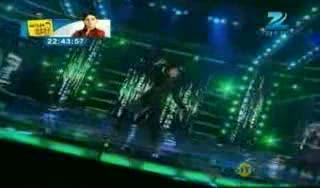 Star Ya Rockstar Nov. 06 '11 - Manish Paul
