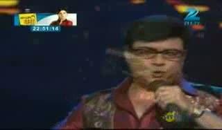Star Ya Rockstar Nov. 06 '11 - Sachin Pilgaonkar