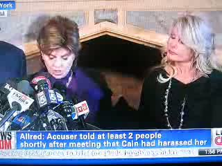 Sharon Bialek - The Fourth Herman Cain Accuser Has a Name and Face Part 1