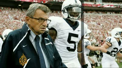 Football coach Paterno fired over $ex scandal