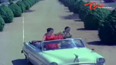 Vichitra Bandham - Telugu Songs - Vayase Oka Poola Thota - ANR - Vanisri