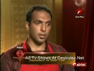 Master Chef India 12th November 2011 Part 4