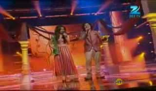 Star Ya Rockstar Nov. 12 '11 - Mansi Parekh & Raja Hasan
