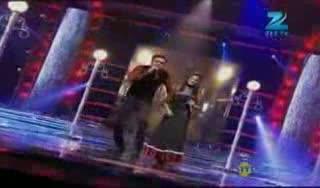 Star Ya Rockstar Nov. 12 '11 - Sumeet Raghavan & Barnali Hota
