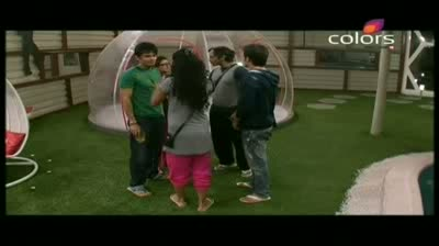 Bigg Boss 5 - Missra is possessed, feel house mates (Ep. 43, Part 1)