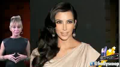 Kim Kardashian Not Worried About Kris Humphries