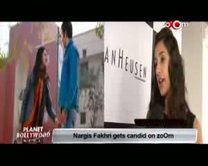 Nargis Fakhri - I didnt even know who Ranbir Kapoor was