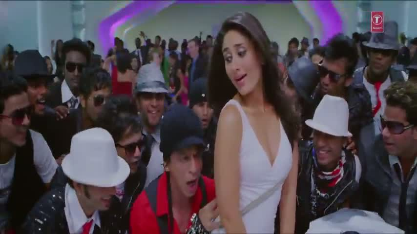 Criminal (Full Song) - Ra.One - ShahRukh Khan, Kareena Kapoor