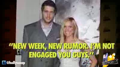 Kristin Cavallari Denies Being Engaged to Jay Cutler Again