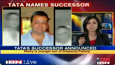 Ratan Tata picks Cyrus Mistry to succeed him