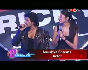 Ranveer Singh And Anushka Sharma promote Ladies VS Ricky Bahl