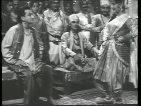 Main To Janam Janam Ki Pyaasi - Dance Song - Kavi Kalidas