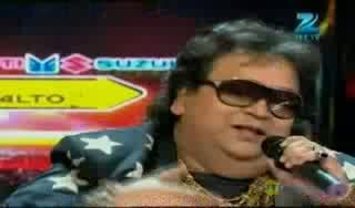 Star Ya Rockstar Nov. 26 '11 - Anu Malik & Bappi Lahiri
