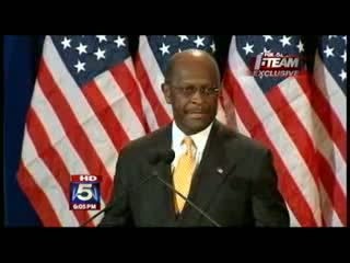 Ginger White Affair with Herman Cain FULL INTERVIEW