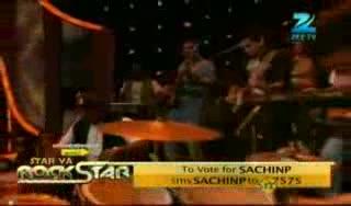 Star Ya Rockstar Nov. 27 '11 - Sachin Pilgaonkar