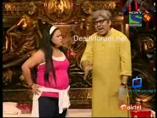 Comedy Circus Ka Naya Daur 4th December 2011 Part2