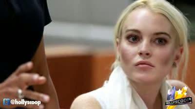 Lindsay Lohans Playboy Cover Leaked Online