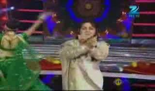 Star Ya Rockstar Grand Finale Dec. 10 '11 - Alisha, Vikas & Manish