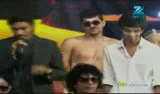 Star Ya Rockstar Grand Finale Dec. 10 '11 - Dhanush & Anirudh